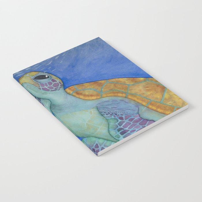 Turtle Love Notebook