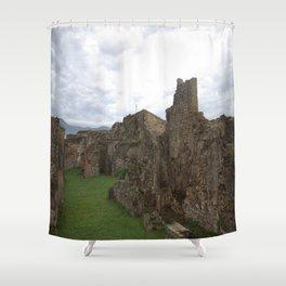 Old Haunts. Shower Curtain