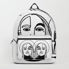 FLEUR GREY Backpack