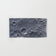 Moon Surface Hand & Bath Towel