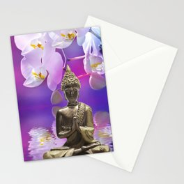 Buddha 12 Stationery Cards