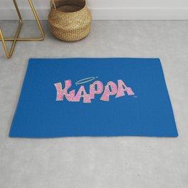 for my kappa girls Rug