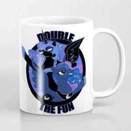 Double the Fun Coffee Mug