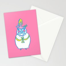 MARIE PINK Stationery Cards