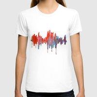 argentina T-shirts featuring Argentina by Jeannette Stutzman