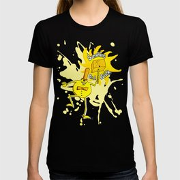 Sunshine on a stick. Time for Timer art series. T-shirt