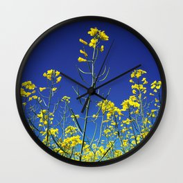 Keep On Growing Wall Clock