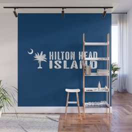 Hilton Head Island, South Carolina Wall Mural