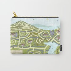 Limestone Village Maze Carry-All Pouch
