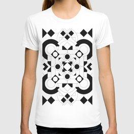Radial Pattern I T-shirt