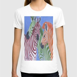 ZZZebras T-shirt