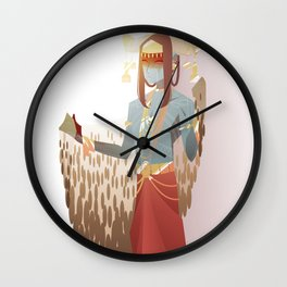 MU: Jotnar Prince Wall Clock