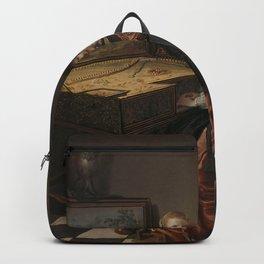 Classic art  Backpack