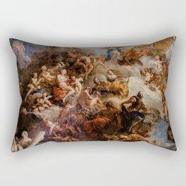 Palace of Versailles Mural - Michelangelo Rectangular Pillow