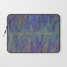 Linear Capillaries Laptop Sleeve