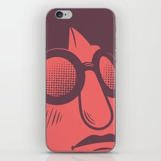 Subs Not Dubs iPhone & iPod Skin