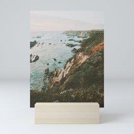Pacific Highway Lighthouse II Mini Art Print
