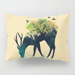 Watering (A Life Into Itself) Pillow Sham
