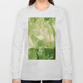 Green Gems Long Sleeve T-shirt