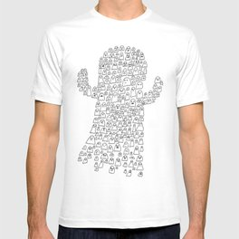 A Host of Ghosts T-shirt