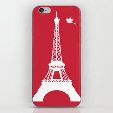 Architecture - Eiffel Tower iPhone & iPod Skin