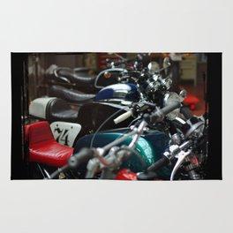 Motorcycles Rug