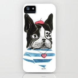 Mlle Panchita iPhone Case
