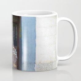 D O O R Coffee Mug