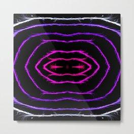 Flares Tracers Metal Print