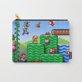 Super Mario 2 Carry-All Pouch
