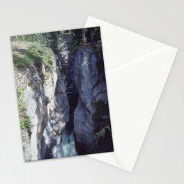 Maligne Canyon 6 Stationery Cards