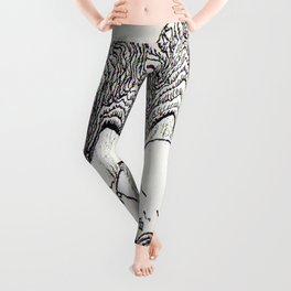 Sleeping baby Leggings