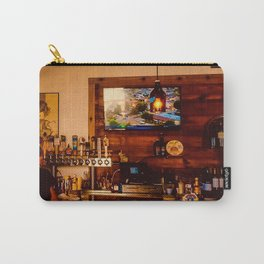 Bar in the Keys Carry-All Pouch