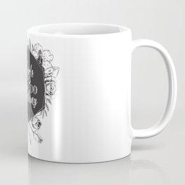 Girls can do anything - girls quote - girls clipart - girls Coffee Mug