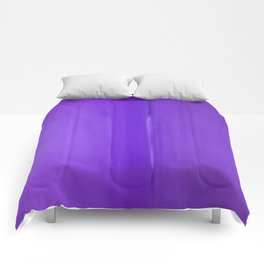 Abstract Purples Comforters