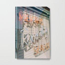 Sun Studio II Metal Print
