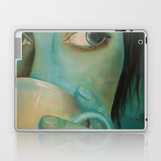First Cup Laptop & iPad Skin