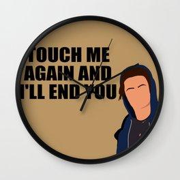 Murphy Wall Clock