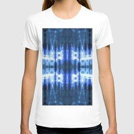 Lapis Shibori Stripe T-shirt