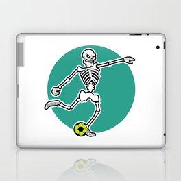 Calavera Soccer Laptop & iPad Skin