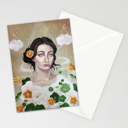 Unbearably Light Stationery Cards
