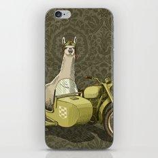 Sidecar Llama iPhone & iPod Skin