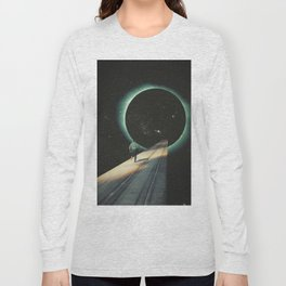 Escaping into the Void Long Sleeve T-shirt