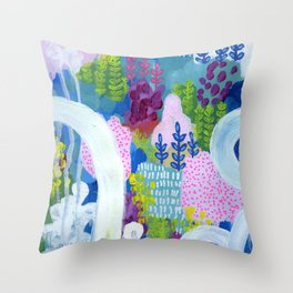 Canyonland Throw Pillow