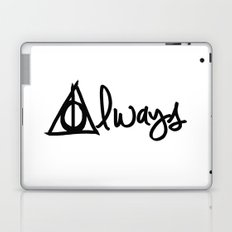 Always, Deathly Hallows, Harry Potter Laptop & iPad Skin