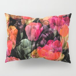 Tulip Garden Pillow Sham