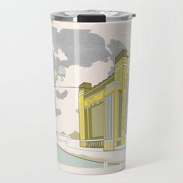 Baltic Flour Mill Gallery Travel Mug