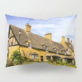 Alluring Cotswolds. Pillow Sham