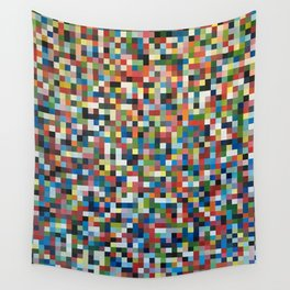 PIXELS 2 Wall Tapestry