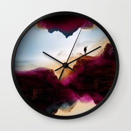 Learning from the past Wall Clock